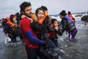 Solidarité envers les réfugié·e·s