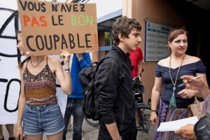 Activisme et répression policière