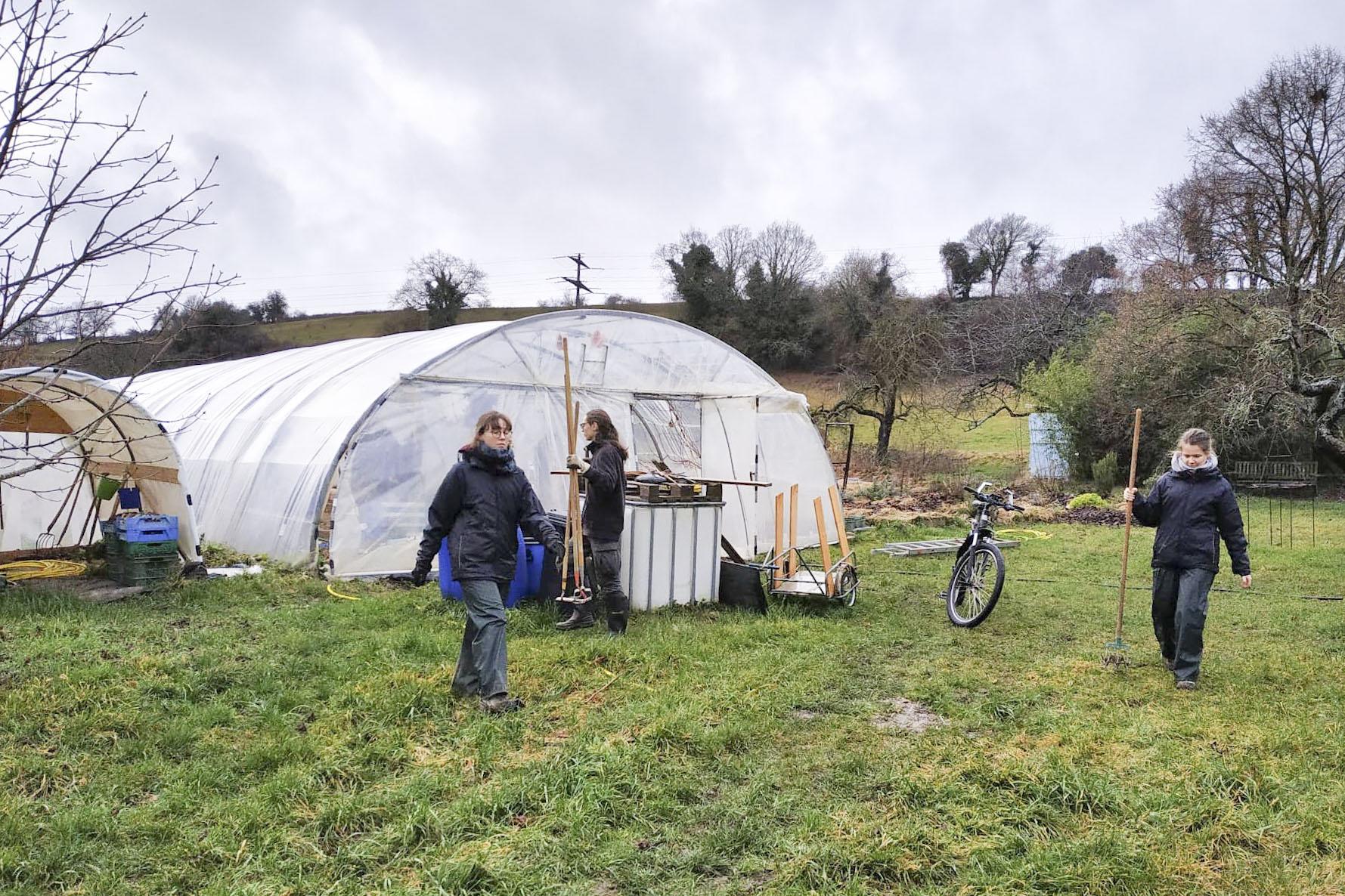 Quel avenir pour notre système agricole ? Invitation à un atelier de permaculture